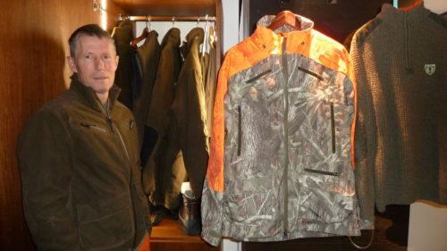 Chevalier clothing for all weather conditions & the different types of hunting