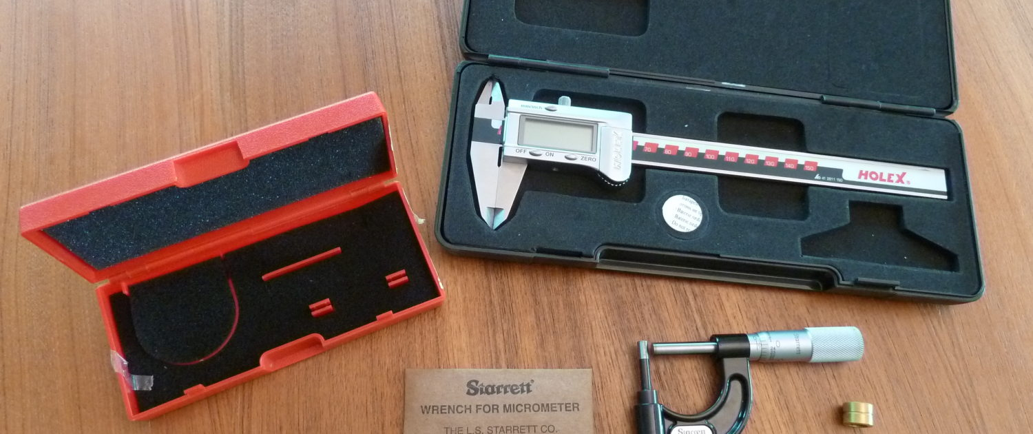 precision measuring equipment to measure case neck wall thickness